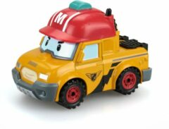 Gele Robocar Poli die-cast voertuig - Mark