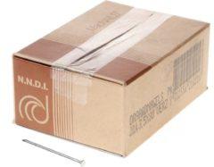 MacNAILS Draadnagel gegalvaniseerd platkop 3.5x80 (5 kilo)