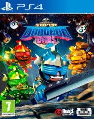 Nordic Games Super Dungeon Bros, PlayStation 4