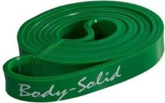 Groene Body-Solid - BSTB2 - Power Band - Weerstandsband - Light