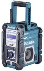Makita DMR112 draagbare luidspreker 4,9 W Draadloze stereoluidspreker Zwart, Turkoois