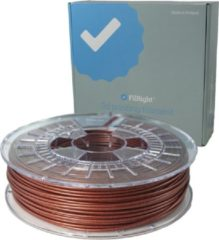 FilRight Pro Filament PLA - Rood Metallic Glitter - 2.85mm