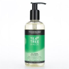 Tisserand Skin wash all over tea tree aloe 250 Milliliter