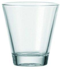 """Leonardo 012666 Whiskybecher """"Ciao"""", Glas, 250ml, H 9cm, transparent (1 Stück)"""