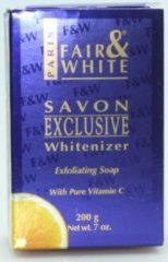 Fair And White Exclusive Whitenizer Antiseptic Soap With Vitamin C 200 gr