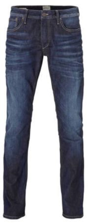 Afbeelding van Blauwe NU GRATIS VERZENDING: Jack & Jones Clark Original JOS 318 Regular fit jeans