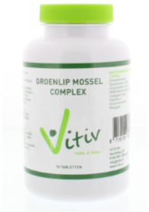 Vitiv Groenlipmossel complex 90 Tabletten Beste keuze