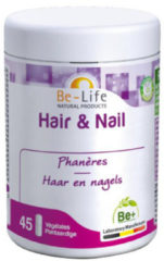 Be-Life Hair & nail bio 45 Softgel