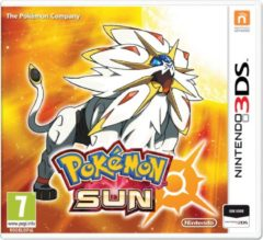 Nintendo Pokemon Sun - 2DS + 3DS