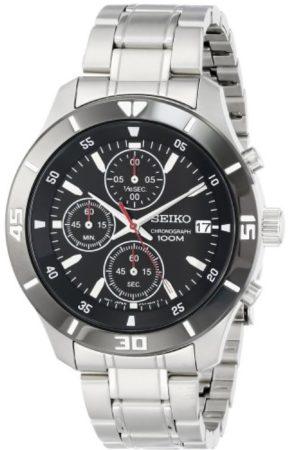 Afbeelding van Seiko Quartz SKS405P1 Heren Horloge