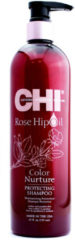 CHI - Rose Hip Oil - Protecting Shampoo - 739 ml