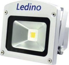 Ledino Ledisis High Power LED-Flutlichtstrahler in Kalt-/Warmweiß, 10 Watt Lichtfarbe: Warmweiß