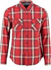 Replay rood overhemd - Maat S