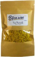Pure Naturals Bijenwas (geel, biologisch en ongeraffineerd) 100 gram
