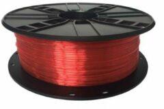 PETG plastic filament voor 3D printers, 1.75 mm diameter, rood - Quali