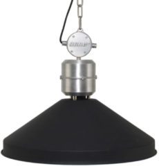 Anne Lighting Lighting - Industriele AN Hanglamp 1-l. metaal - Zwart