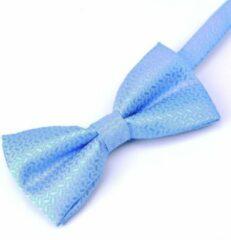 Tailor Ties Vlinderdas Sky Blauw