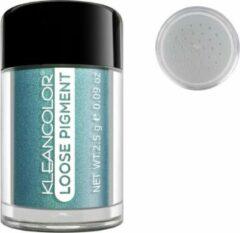 Blauwe Kleancolor Loose Pigment Eyeshadow - 1128 Pacific