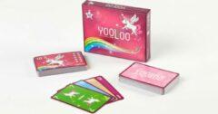 YOOLOO Kaartspel Unicorn editie - eenvoudig regels, gegarandeerd plezier voor jong en oud!