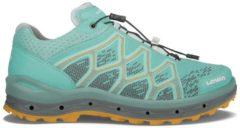 AEROX GTX® LO Ws All Terrain Sport Schuhe Lowa eisblau/mandarine