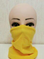 Yuanda Multifunctionele morf sjaal Geel