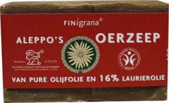 Herbelle Aleppo zeep olijf + 16% laurier 180 Gram
