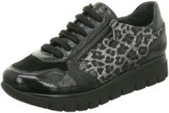 Semler S2025 - Volwassenen Lage sneakers - Kleur: Zwart - Maat: 40.5