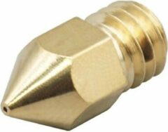 Hiden | 3D printer | Hot End Nozzle 0.8mm - Messing - 3D printer accessoires