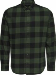 Only & Sons GUDMUND LS CHECKED SHIRT GUDMUND LS CHECKED SHIRT Heren Overhemd Maat L