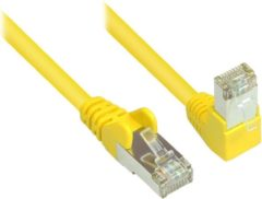 S-Impuls Shiverpeaks S/FTP, Cat.6, PIMF, 7.5m netwerkkabel 7,5 m Cat6 S/FTP (S-STP) Geel
