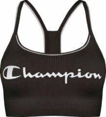 CHAMPION Seamless Fashion - Crop Top - Zwart