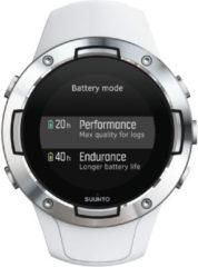 Witte Suunto 5 - Multisporthorloge met GPS - White