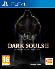 NAMCO BANDAI Dark Souls II: Scholar Of The First Sin | PlayStation 4
