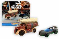 Bruine Star Wars character cars Luke Skywalker/Rangor