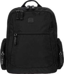Zwarte Bric's X-Travel Backpack black backpack