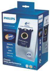 Aeg, Electrolux, Philips Philips S-Bag Long Performance Staubsaugerbeutel für Staubsauger FC8021/05