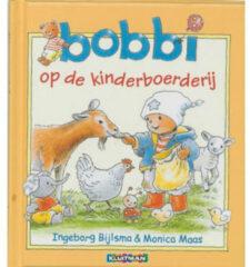 Kluitman Boek Bobbi Op De Kinderboerderij