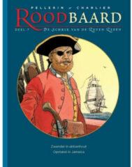 Ons Magazijn Roodbaard, de schrik van de zeven zeeën 7 - Zwendel in ebbenhout ; Opstand in Jamaica