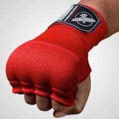 Hayabusa Quick Gel Handwraps - Rood - maat S