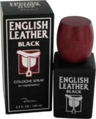 English Leather Black by Dana 100 ml - Cologne Spray
