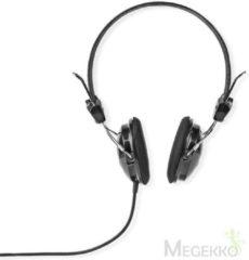 Nedis HPWD1103BK On-ear Koptelefoon Bedraad 1,50 M Zwart