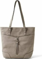 Tom Tailor Shopper - Licht Grijs