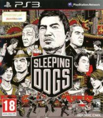 Square Enix Sleeping dogs UK