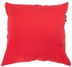 Tropilex ® Tropilex® Kussen Plain Red Rood