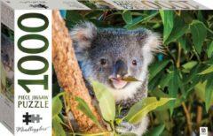 Groene Hinkler Jigsaw puzzel Koala legpuzzel - 1000 stukjes