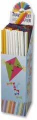 Folia Paper Vliegerpapier folia 70x100cm 42gr assorti