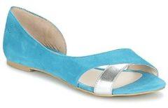 Blauwe Sandalen Betty London GRETAZ