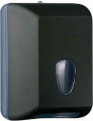 Oranje Marplast S.p.A Kunststof toiletpapier dispenser in verschillende kleuren voor wandmontage MP622