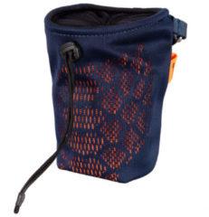 Mammut - Knit Chalk Bag - Pofzakje maat One Size, zwart/blauw/purper