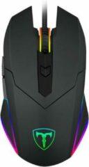 Zwarte T-Dagger Lance Corporal - Gaming Muis - Computer - 3200 DPI - RGB